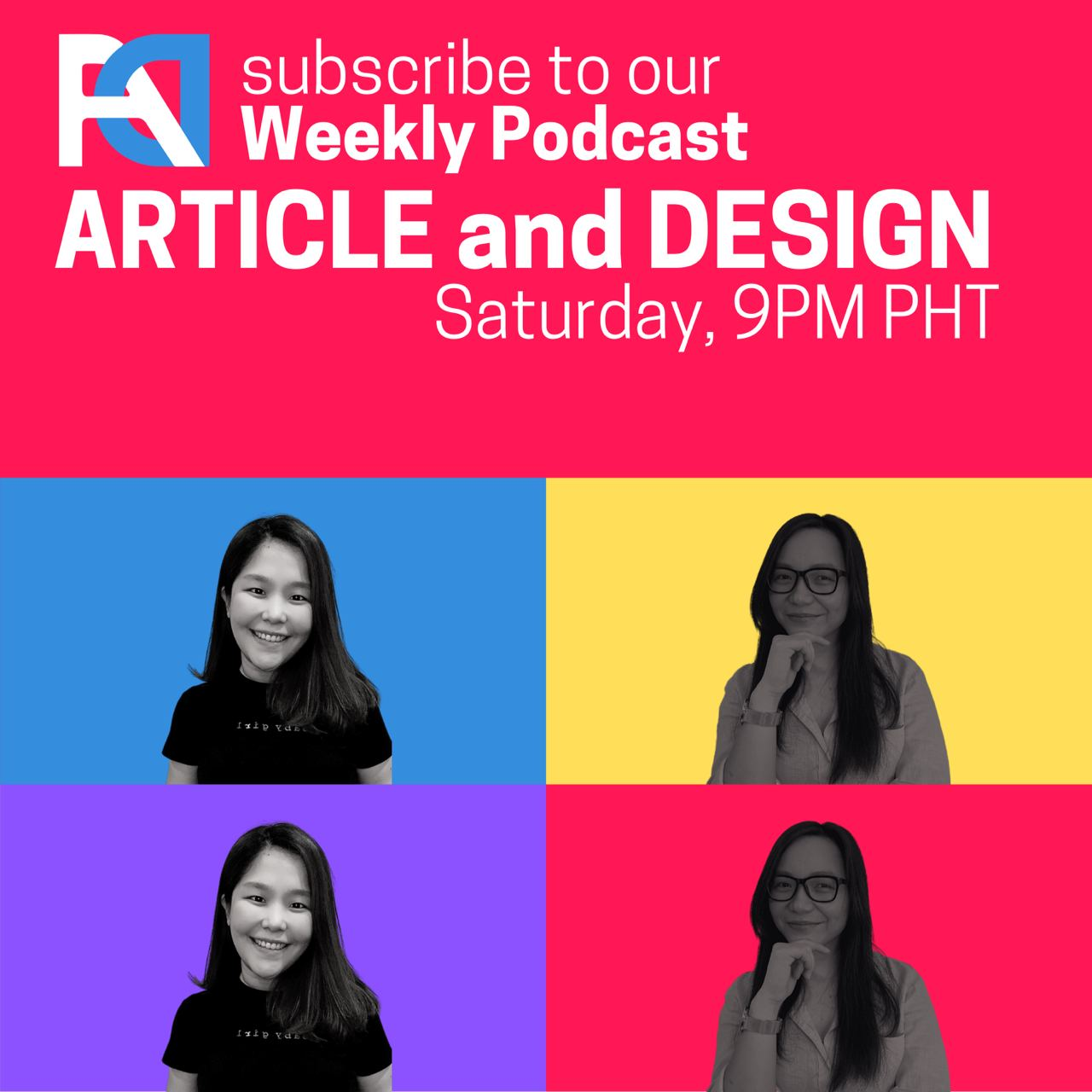 Article and Design Podcast